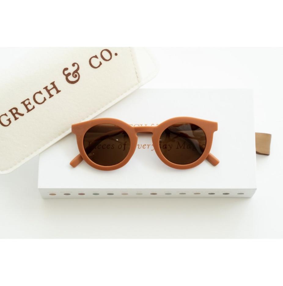 Original Sunglasses For Adults Rust