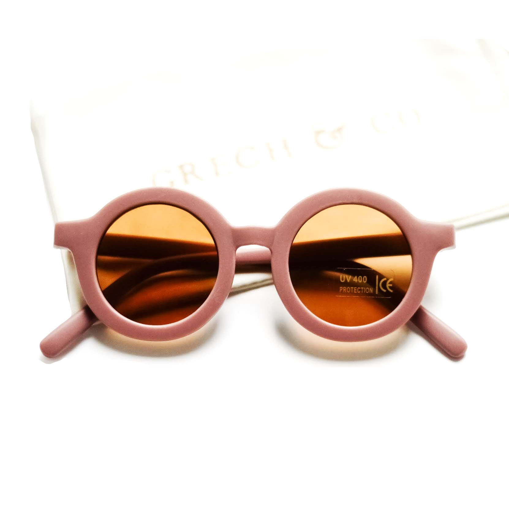 Sunglasses Made of Recycled Materials Burlwood