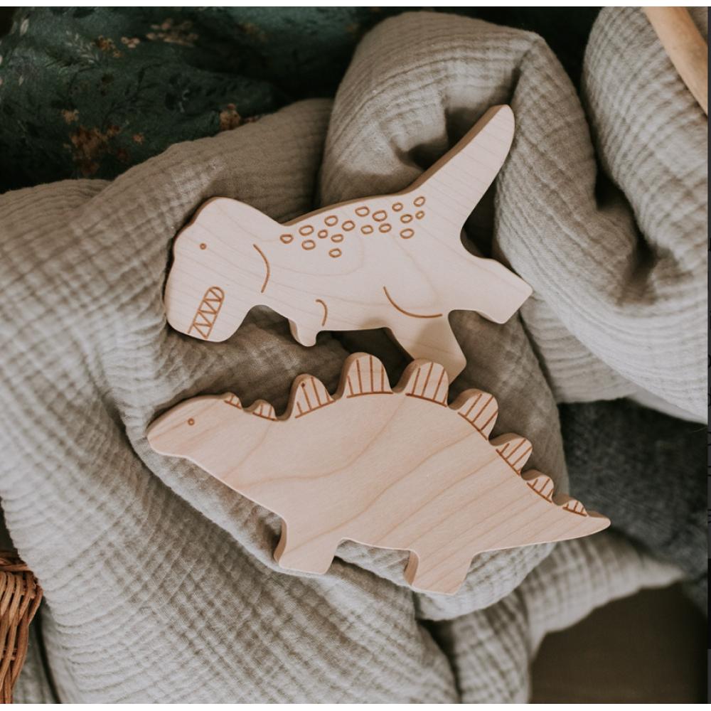 Dinosaur's Wooden Set