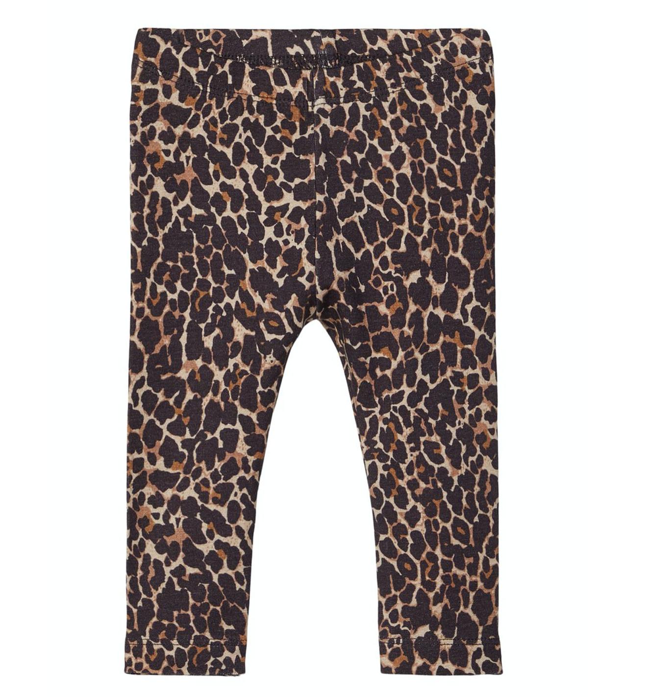 Baby Leggings Leopard