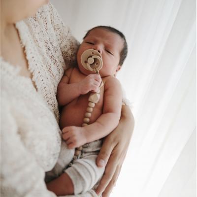 Βρέφος μωρό - 5ος Μήνας