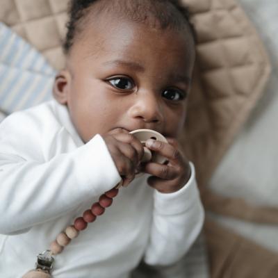 Βρέφος μωρό - 7ος Μήνας