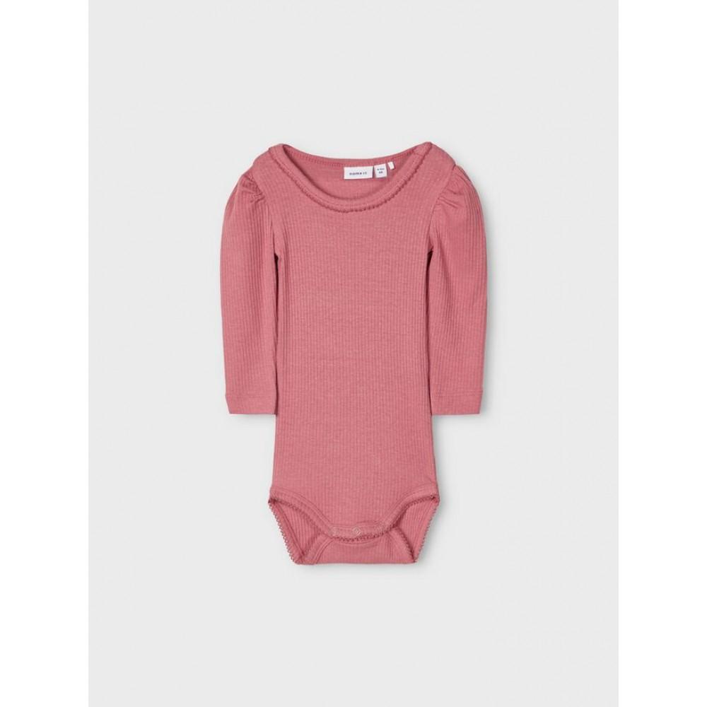 Baby Bodysuit Pink