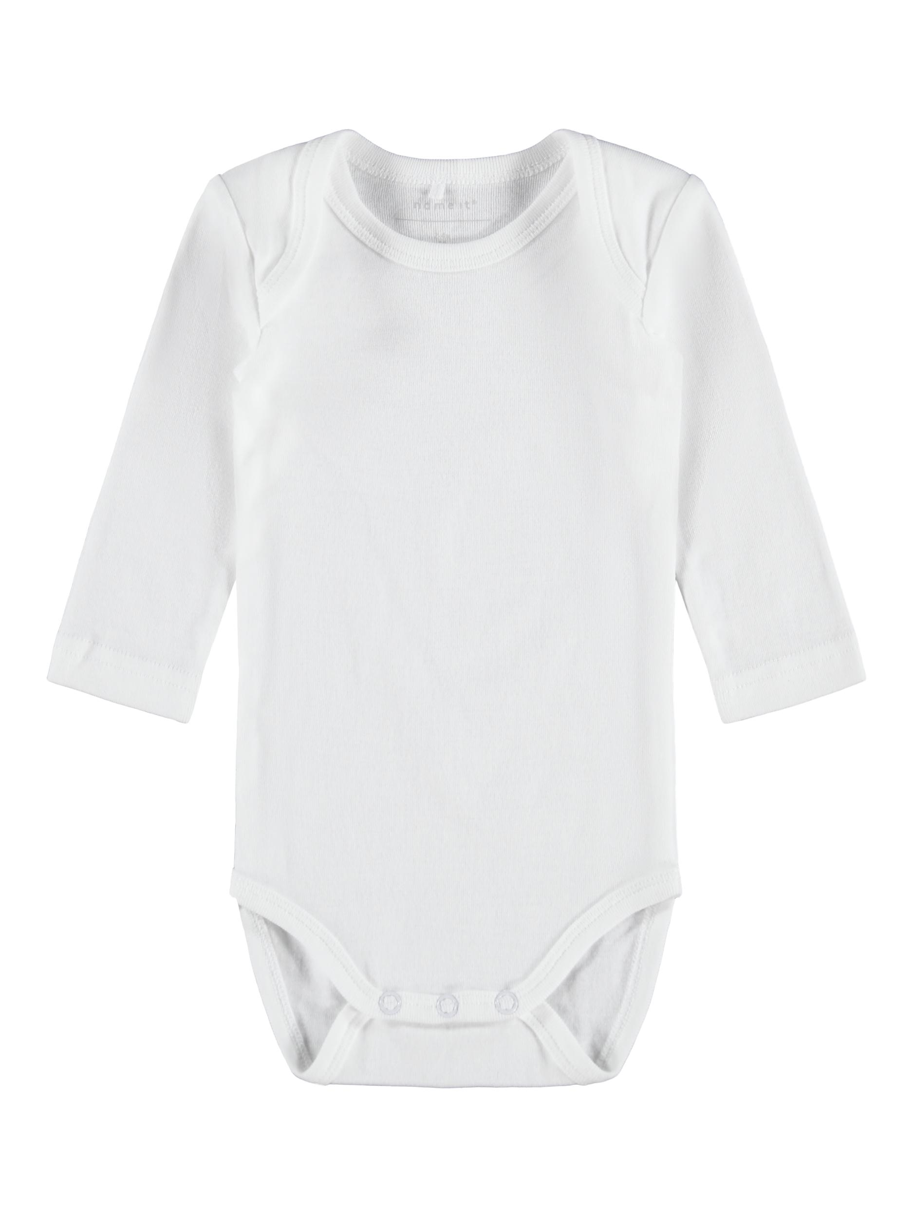 Baby Organic Cotton Bodysuits In Gray Shades