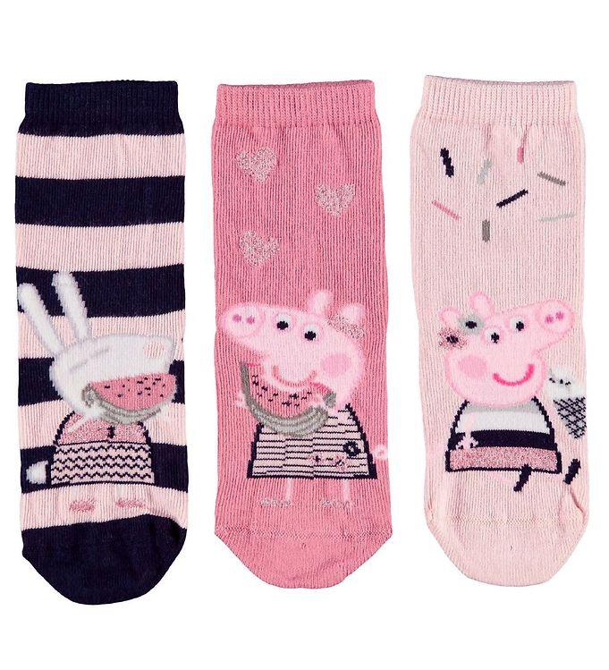 Pack of 3 Socks Peppa Pig
