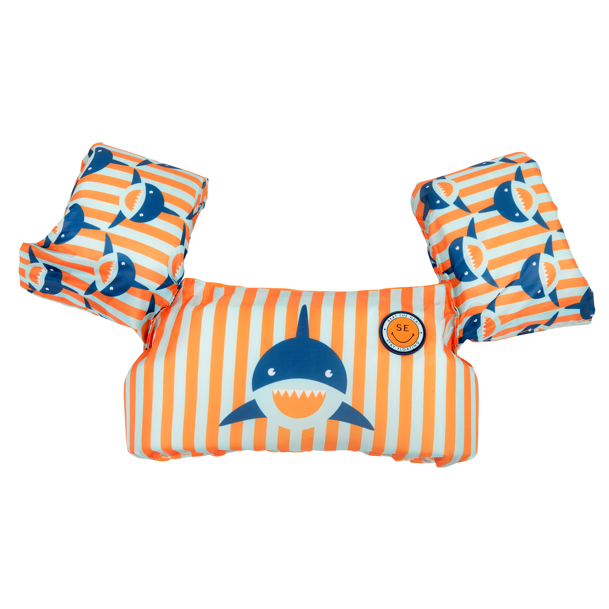 Puddle Jumper Shark Print 2-6 years