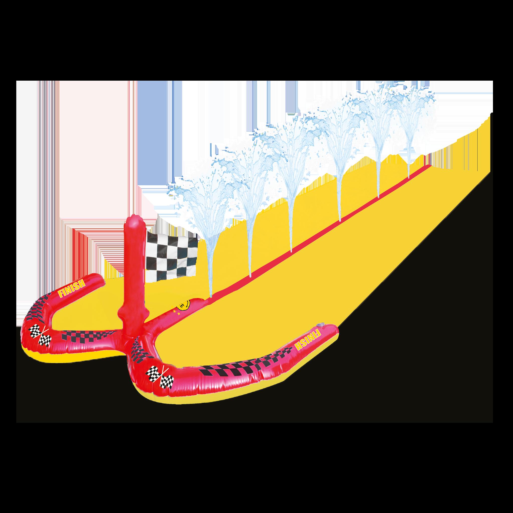 Swim Essentials Slide Track Racing